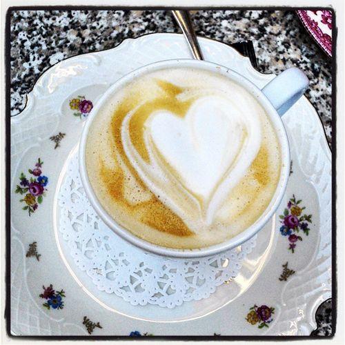 Kaffee in Biel