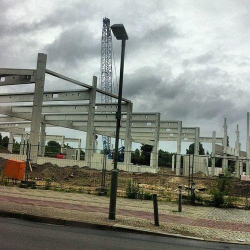 Yeni bir yapimarket inşaası