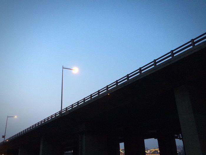 Street Landscape Light Korea Travel