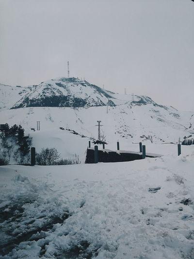 Snow Mountain Cold Temperature Winter Sea Polar Climate Water Frozen Snowcapped Mountain Weather