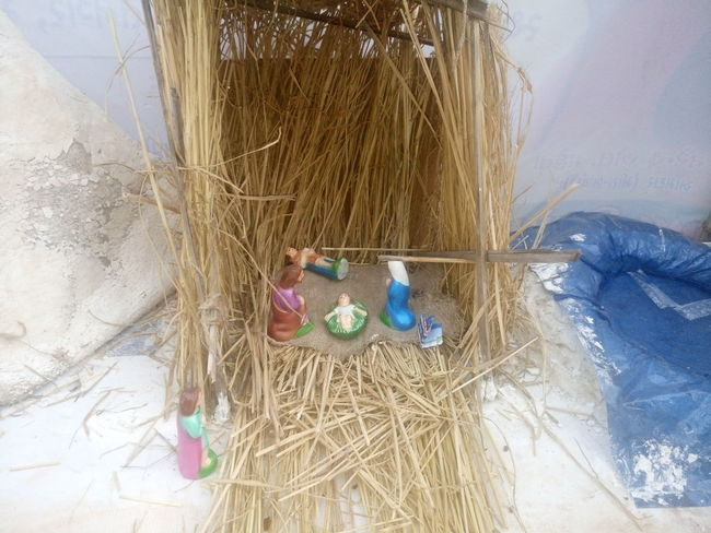 Christmas Collection Crib Day Human Body Part Merry Christmas Merry Christmas Eve! Merry Christmas! Nativity Church Nativity Figurine Nativity Scene Nature One Person Outdoors Palm Tree People Traveling Home For The Holidays Tree