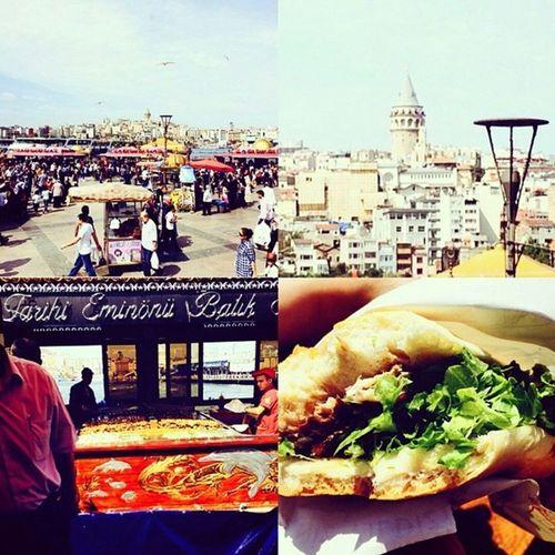 İstanbulun güzelliğini başka türlü anlatmama gerek var mı? Aşık Olunacak Sehir Istanbul