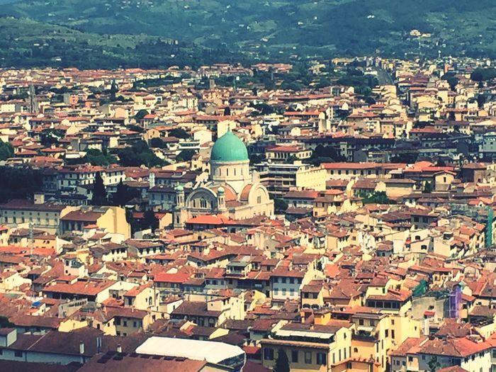 A beautiful city to gaze upon