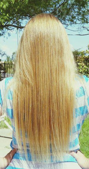 Hair Longhairdontcare Blonde Cute Beautiful Awww Love