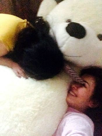 отличное утро давайтебегатьутромвместе улыбка счастьевмелочах подруга Teddy Bear Mybear Kapossy