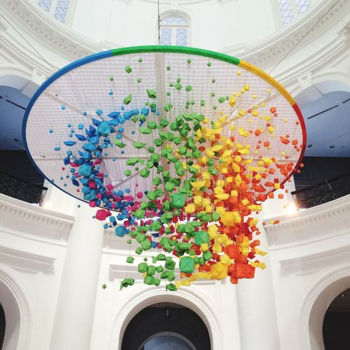 somewhere over the rainbow where i can eat freely without sore throat... 😔 Rainbow Rainbows Museum Singapore