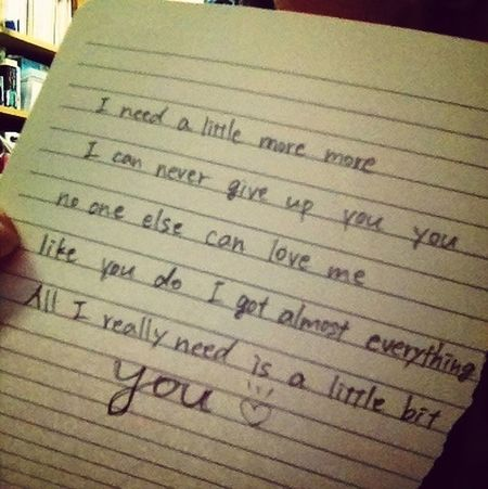 Little more you-before you exit Song Lyrics Love Himm <3