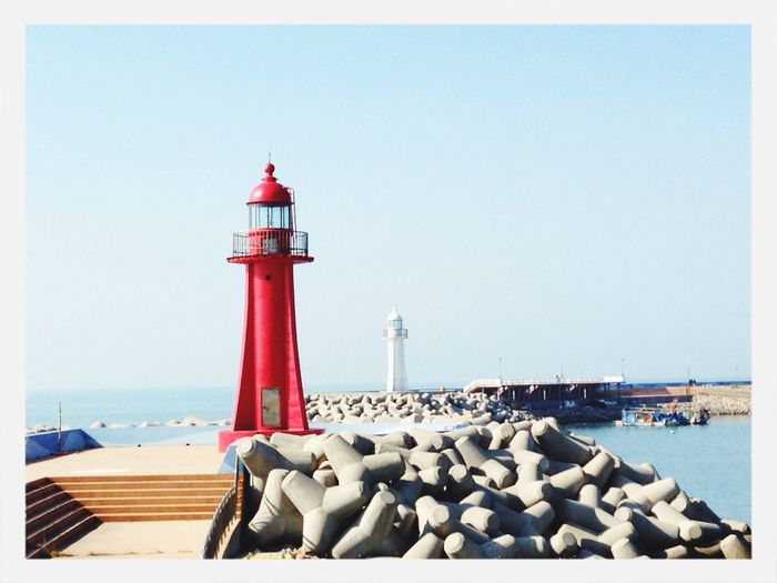 군산여행 좋아유 :) Sea Lighthouse Healing Traveling