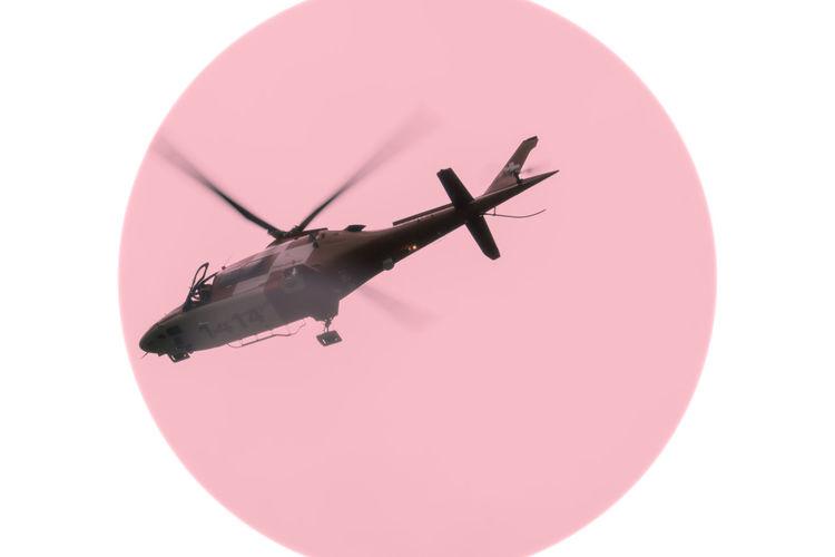 Rettung aus der Höhe Bergrettung Einsatz Emergency Ernstfall Helicopter Helikopter Landing Landung Notfall Rettung