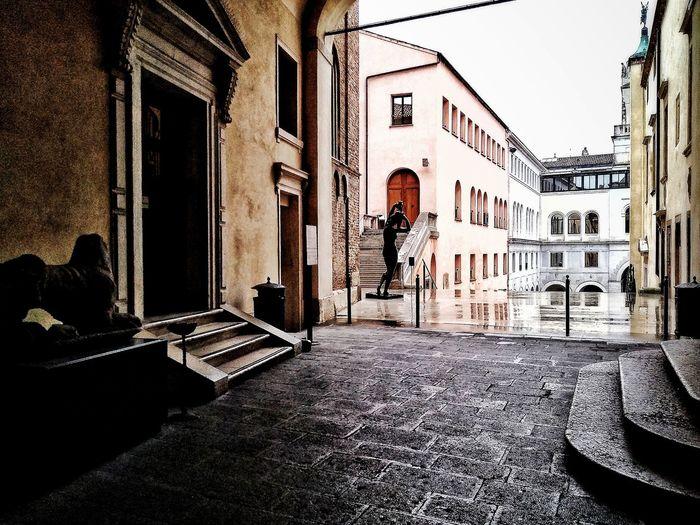 Padova, Aprile 2019 Hdr_Collection City Sky Architecture Building Exterior Built Structure