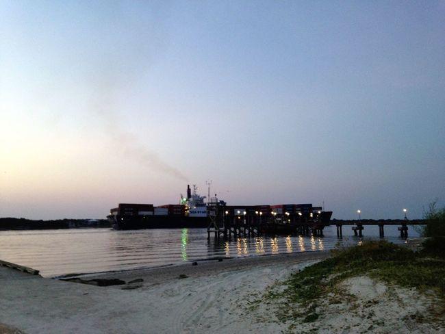 Sea star cargo ship... Cargo Ship St Johns River Eye4enchanting