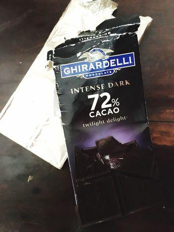 Dark Chocolate ♥ Chocolate♡ Stress Eating Cocoa Chocolate Choclatelover🍫🍫😁😁 Chocolover