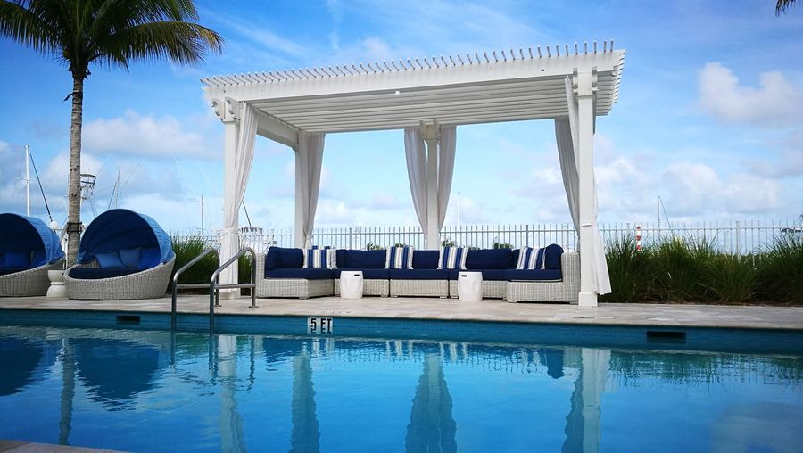 It looks so unreal Swimming Pool Architecture TheSunshineState Travel Destinations Tourism