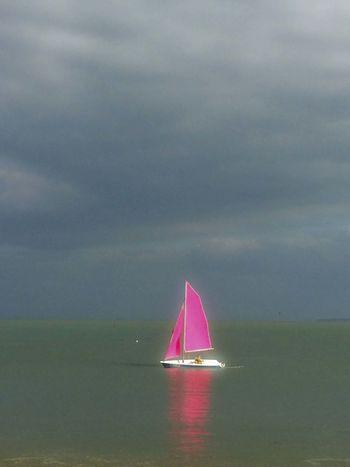 Atlantic Ocean Sailing