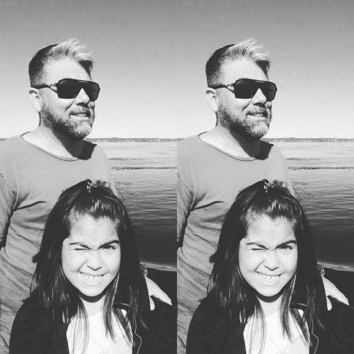Farher And Daughter