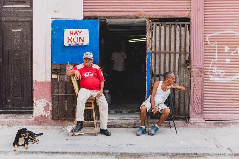 Hay Ron. Streetphotography