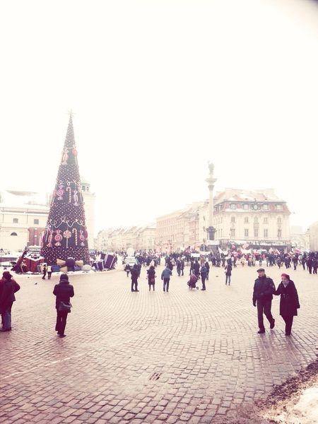 Warsaw Poland Vacation Photo