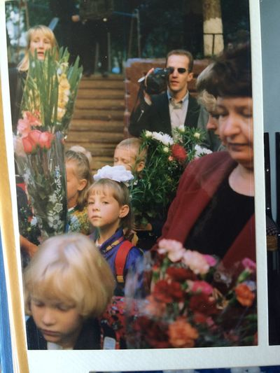 1 сентября 1999 года Школа школа1251