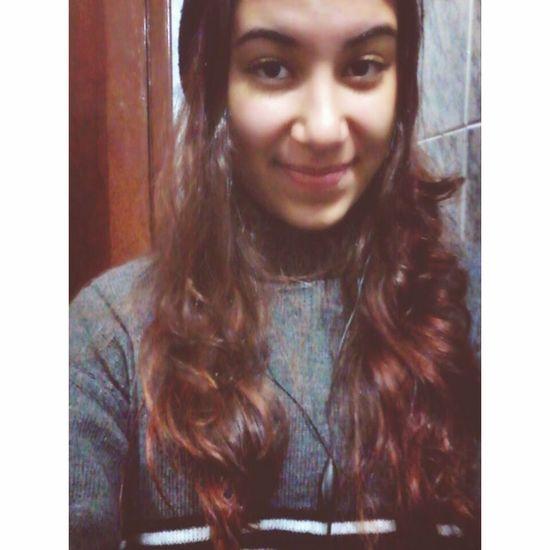 me ♥ Hi! That's Me Hello World