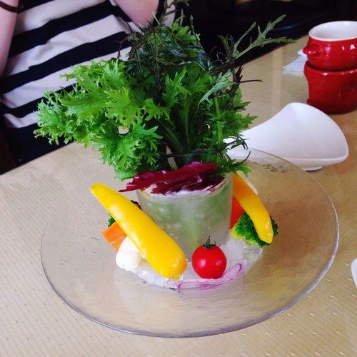 Bagna Cauda Italian Lunch Lunch Time! Holiday Hokkaido いきぬき!