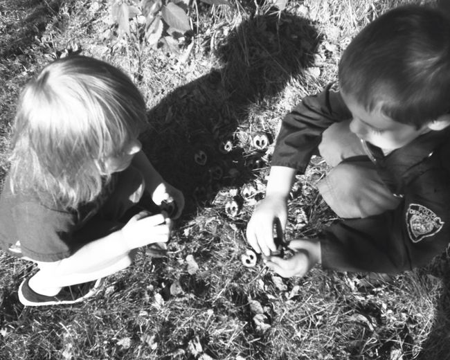 My grandsons ❤️❤️ Portrait Of A Toddler Portrait Blackandwhite B&W Portrait From My Point Of View EyeEm Gallery EyeEm Nature Lover Eye4photography  EyeEm Check This Out Tadaa Community Nature Is My Best Friend Naturelovers EyeEmBestPics Light And Shadow Walnuts Love Love Without Boundaries