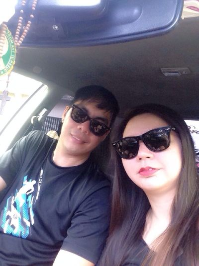 on the way to Tito Ramon's final resting place ➕