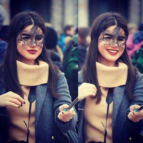 BeforeAndAfter  Smile Girl Venezia Selfie