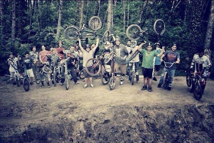 Me Thecrew Ridinglife Celebrate Your Ride CyclingUnites