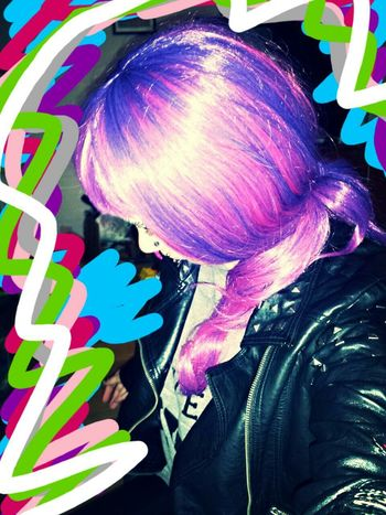 Enjoying Life Rainbow Is My Name ♡ Crazy Me That's Me