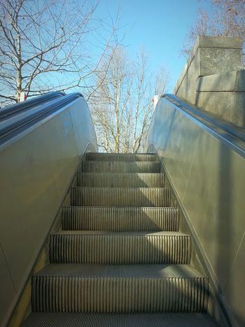 My Daily Commute Metro Station Metro Life Underground Subway Metropolitana my daily routine... Step.