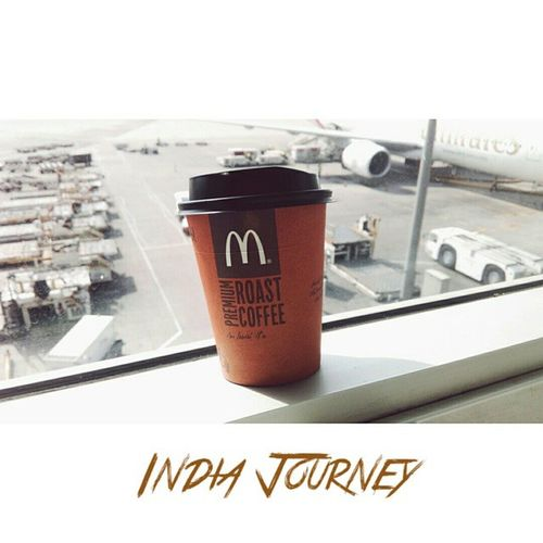 Coffee makes evrything better.. ☕ IndiaJourney Travel