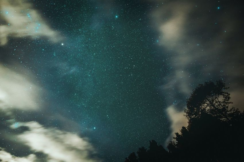 In a sky full of stars First Eyeem Photo