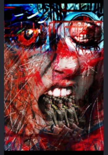 Regrurgitated Militarism Sold As Patriotism Parade Of Isms Peace Of Rage Photographic Approximation Futile Anarchism Equation Of Desregard Forgotten Dreams New Nightmares