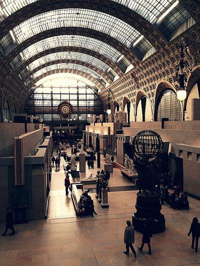 Musée D Orsay Paris, France  Paris Orsay