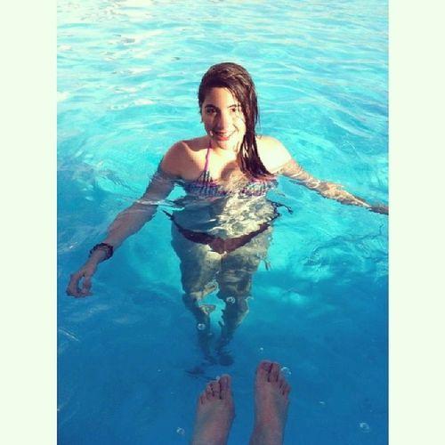Sun Sky Summer Piscina Calooor Pool