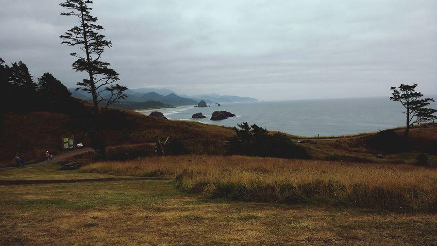 Oregon Coastline First Eyeem Photo