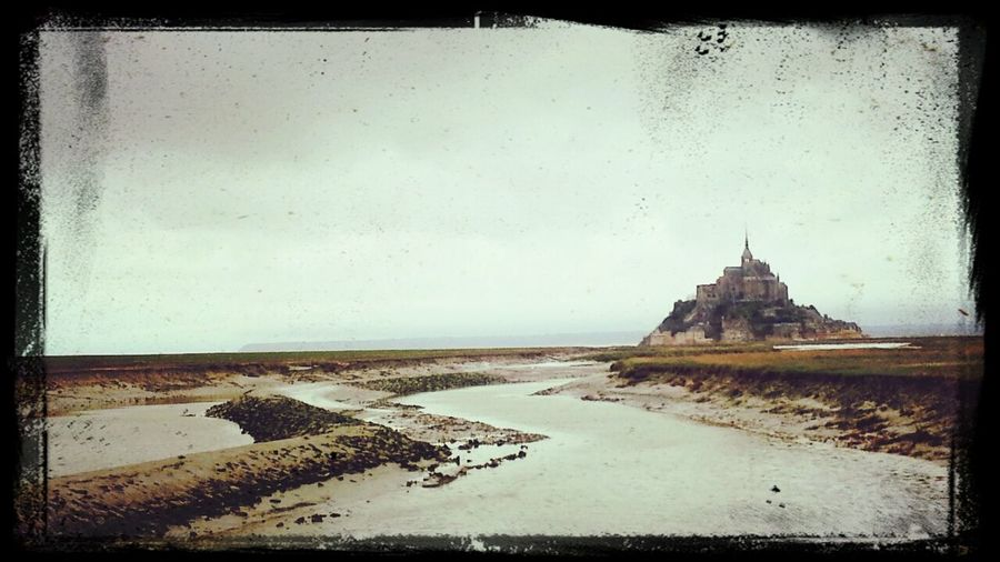 Memento from my visit to Mont Saint-Michel today - France Travel