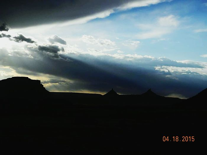 Indian Creek, Utah Karate Chopping Ctacks