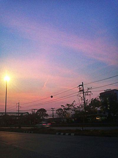 last morning ago.