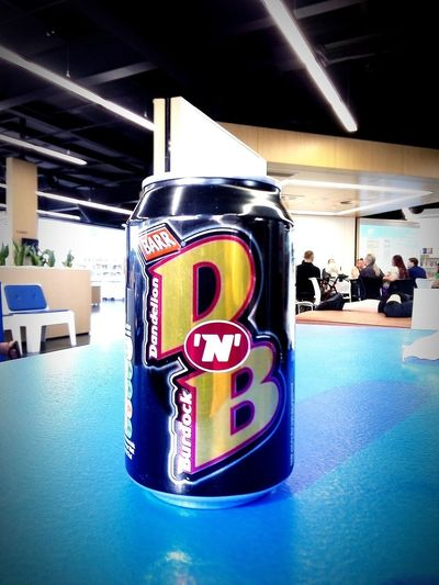 DB Softdrink Scotland Scotland 💕 Aluminum Aluminium Cool Drink Cold Drink Text Western Script United Kingdom Non-alcoholic Beverage Drink Can Drink Soft Drink Soda Sodapop Glasgow  Can Agb A. G. BARR Barr Dandelion And Burdock D 'n' B Taking Photos Carbonated Beverage Information