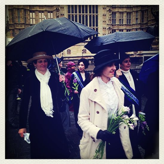 Suffrage #wihs @ careintuk