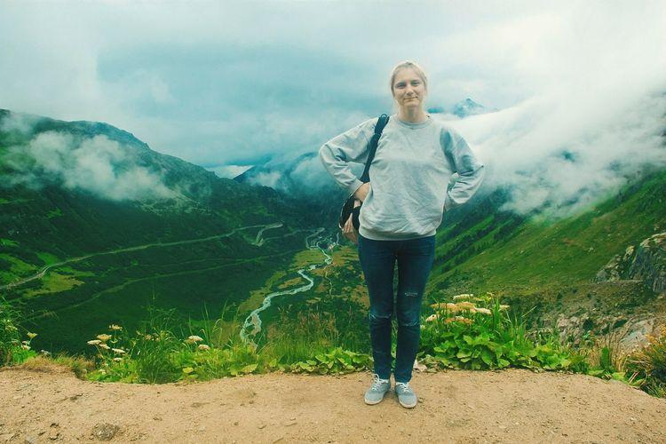Furkapass Switzerland Trip Photography