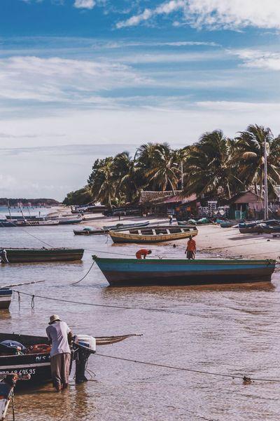 • Ramena Beach • Beach Island Madagascar  Malagasy