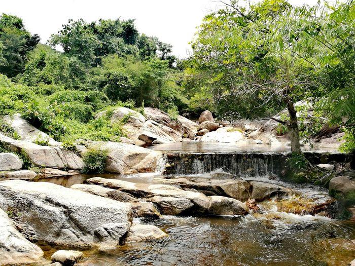 Khao joan waterfall