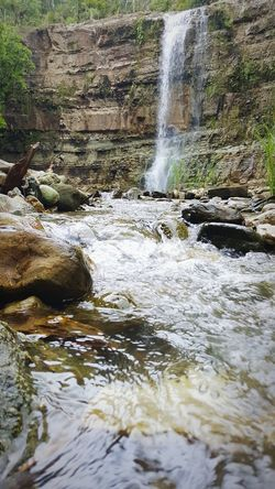 Water Nature Outdoors Beauty In Nature Motion Waterfall By The Falls See The Simple Beauty Small Falls Take A Deep Breath