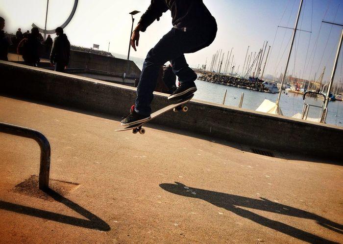 Be Amazing Skateboarding