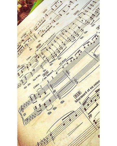 Where words fail, Music speaks.