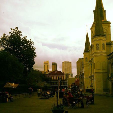 Miss NOLA Neworleans Cathedral Jacksonsquare Frenchquarter Followme Follow ShoutOuts Sopretty Followers Love Happyplace ShoutOut Showsomelove Peace Peaceful