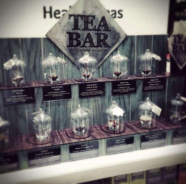 TimeForTea Teaparty ☕️ TeaBar
