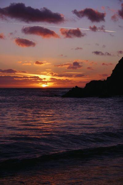 The KIOMI Collection Thurlestone South Hams Devon Beach Sea Sunset